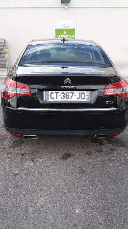 VTC Clichy: Citroën