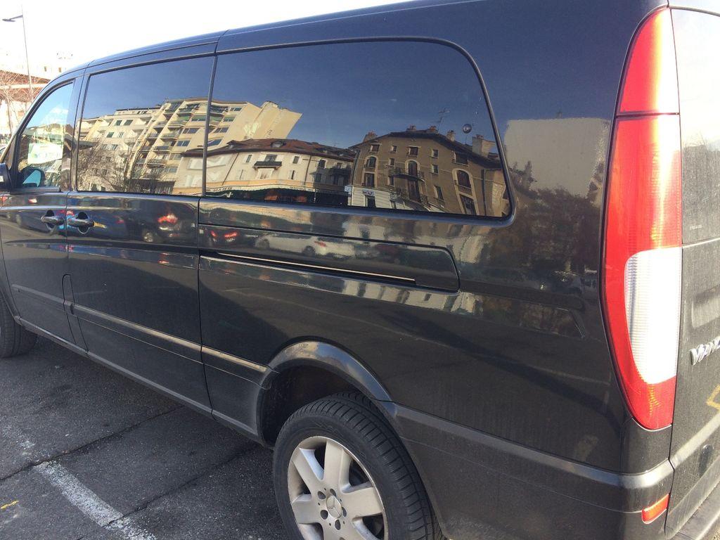 Taxi Ville-la-Grand: Mercedes