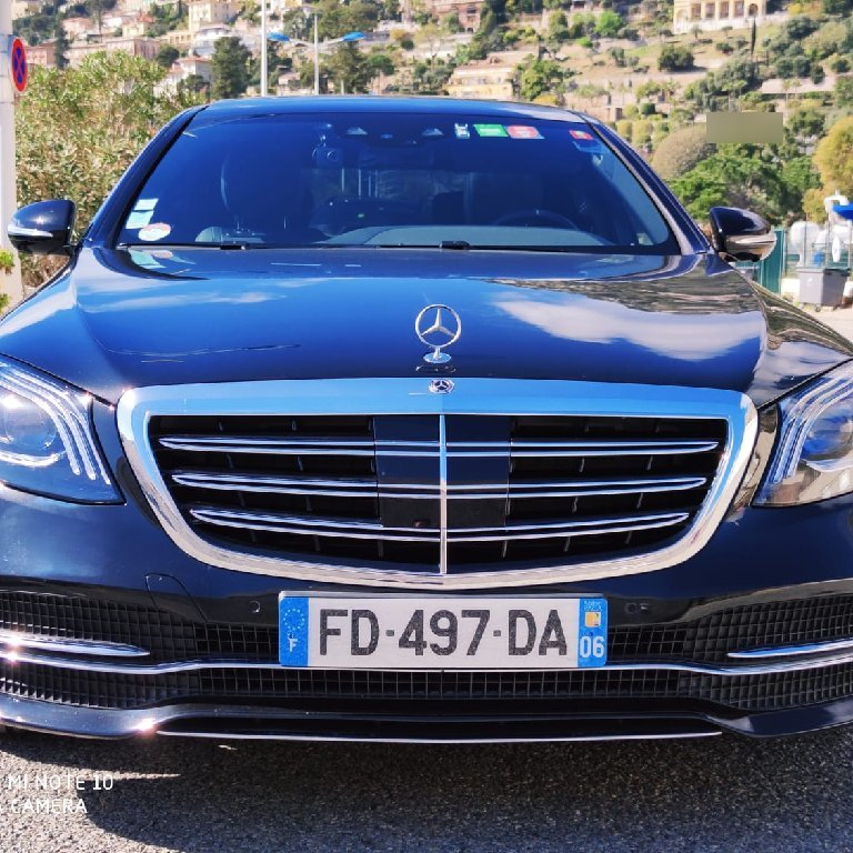 VTC Saint-Laurent-du-Var: Mercedes