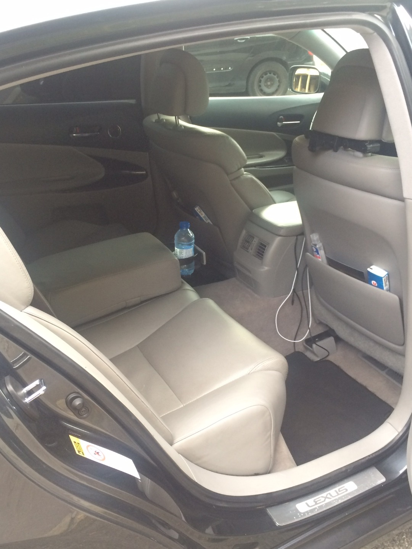 VTC Castelginest: Lexus