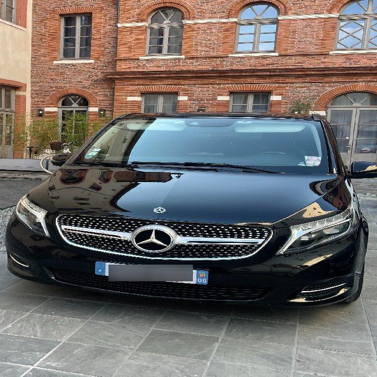 VTC Merville: Mercedes