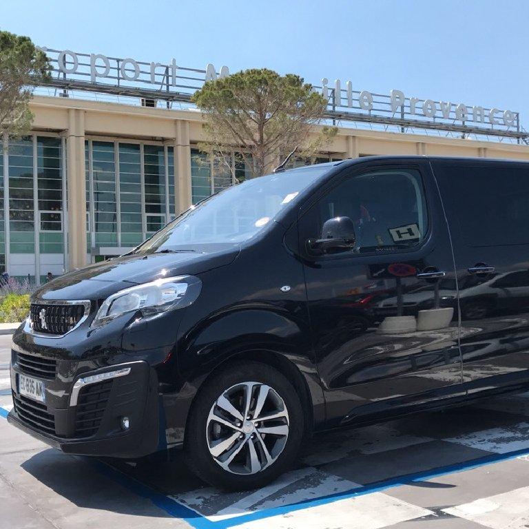 VTC La Grande-Motte: Peugeot