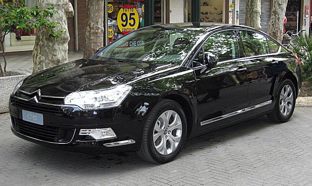 VTC Neuilly-sur-Seine: Citroën