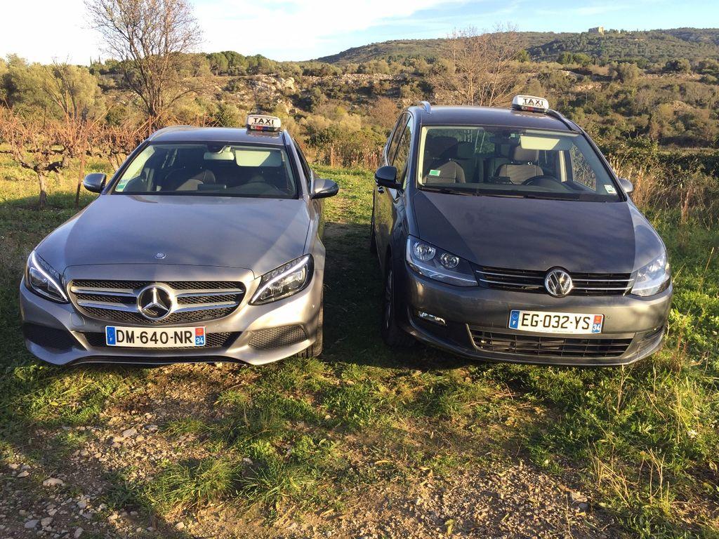 Taxi Fabrègues: Mercedes