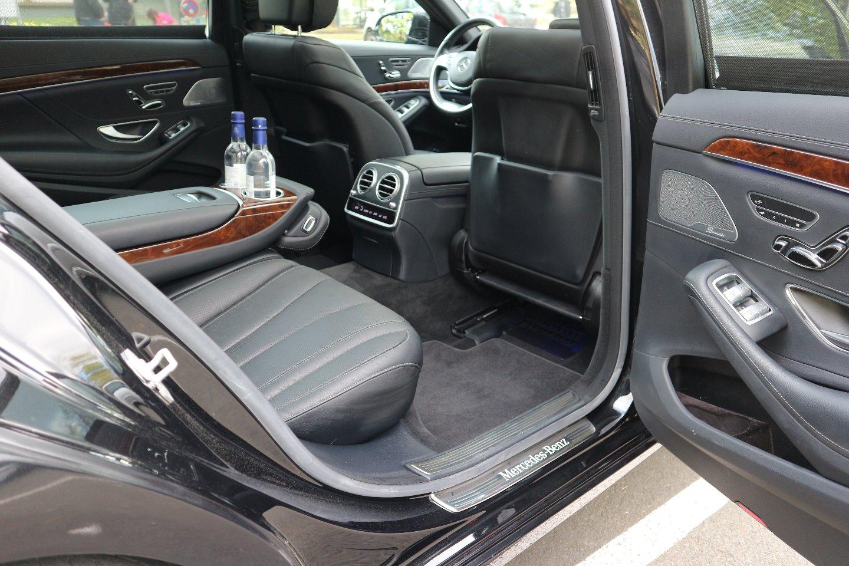 VTC Mérignac: Mercedes