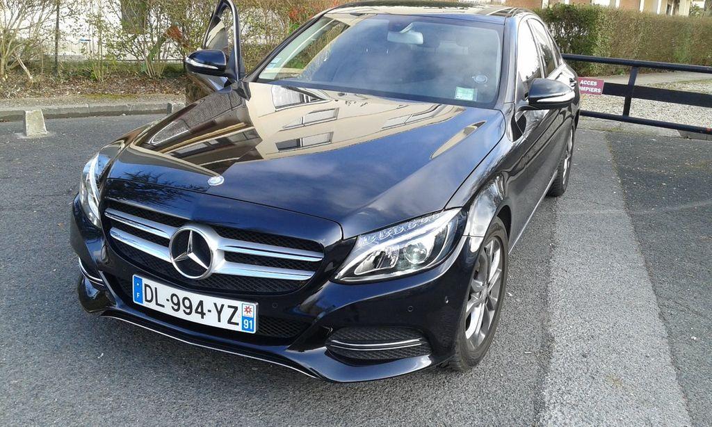 VTC La Ville-du-Bois: Mercedes