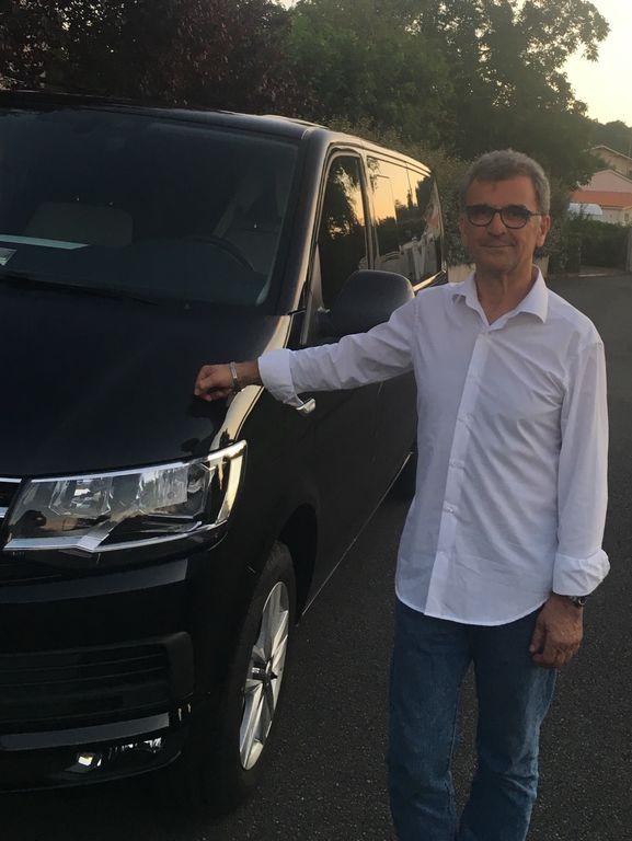 Taxi Pau: Volkswagen