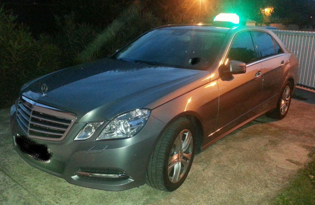 Taxi Pins-Justaret: Mercedes