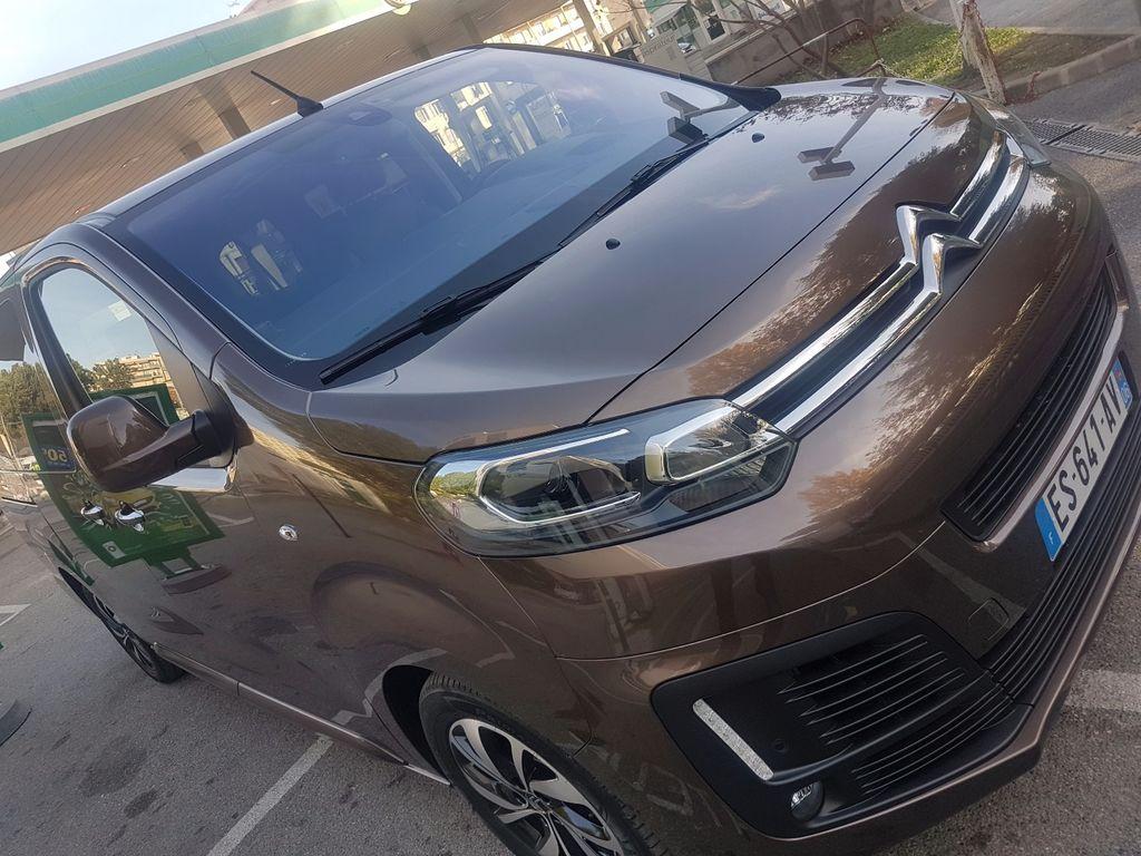 VTC Nice: Citroën
