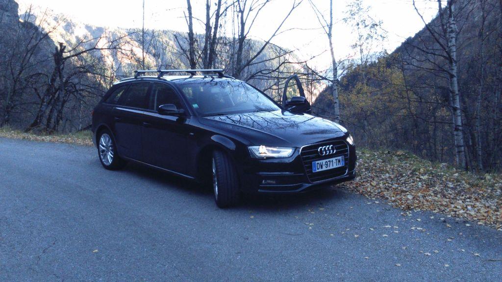 VTC Les Chapelles: Audi