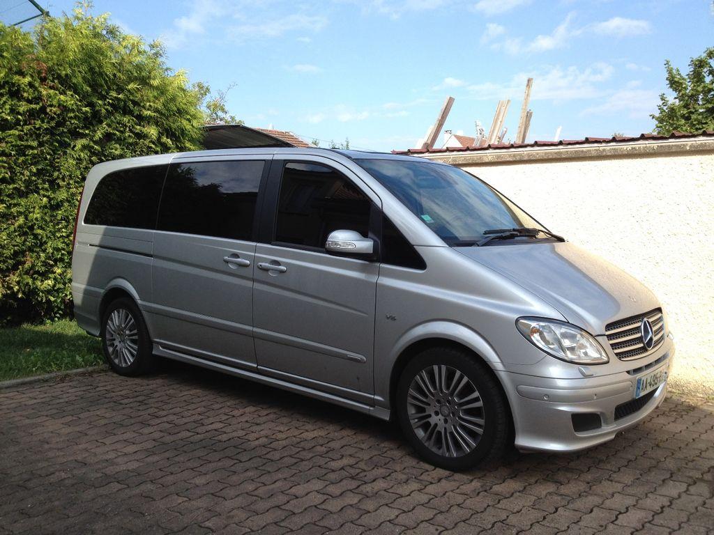 Taxi Mareil-Marly: Mercedes