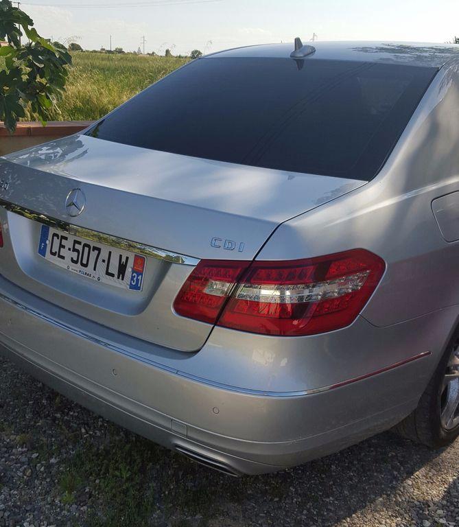 VTC Mondonville: Mercedes