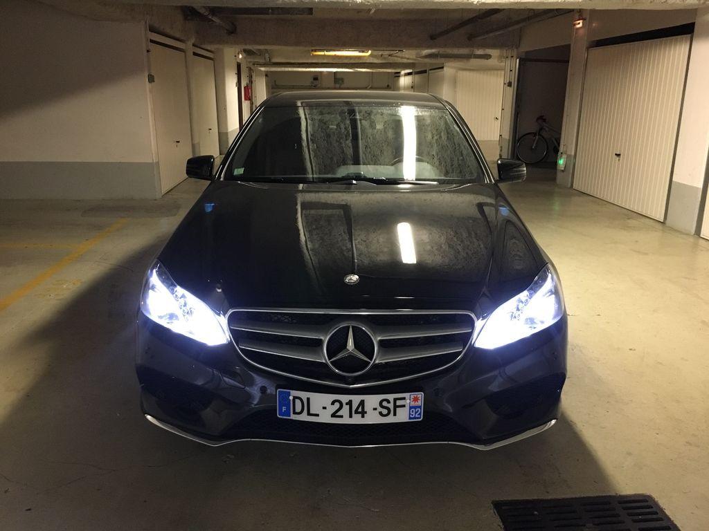 VTC Gennevilliers: Mercedes