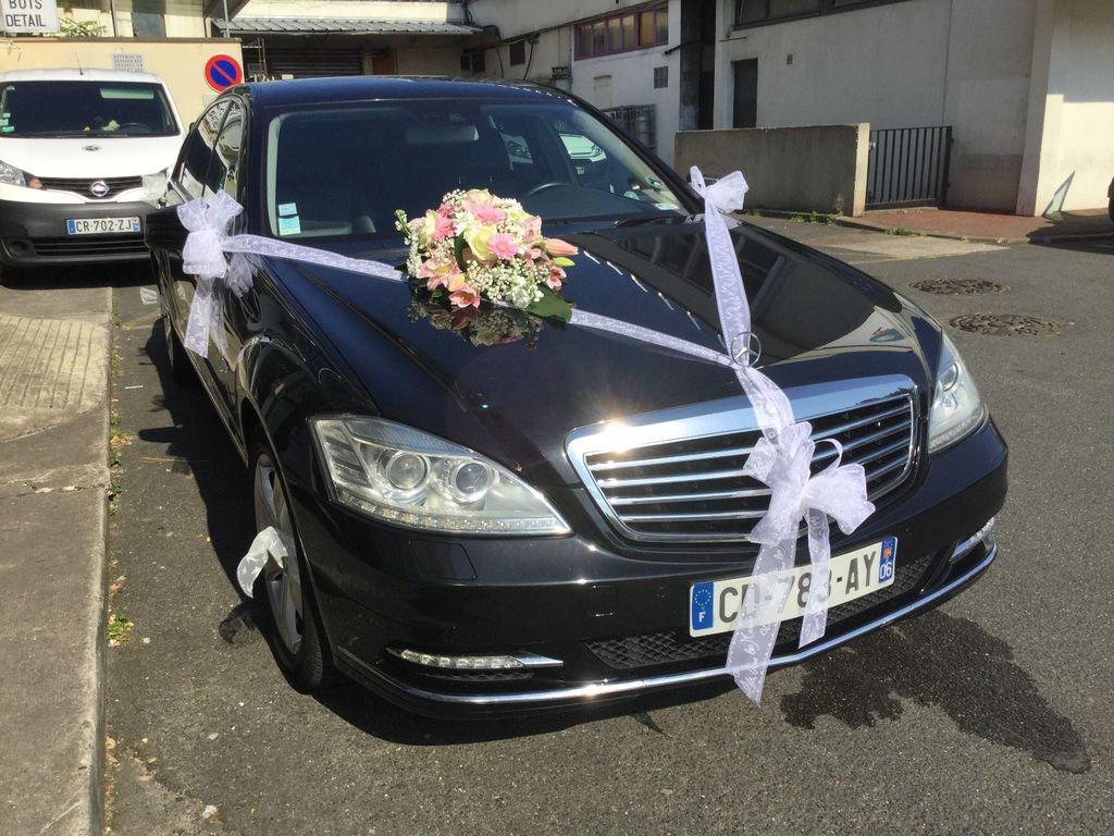 VTC La Celle-Saint-Cloud: Mercedes