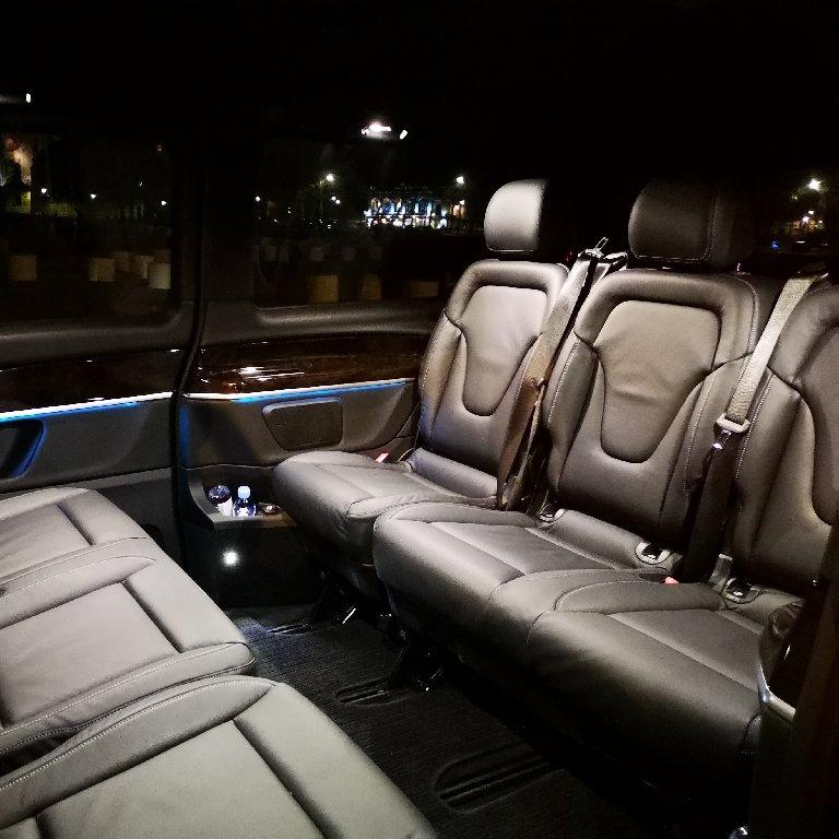 VTC Clamart: Mercedes