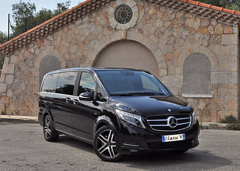 VTC Lourdes: Mercedes