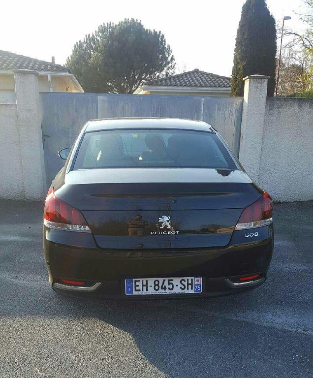 Taxi Bordeaux: Peugeot