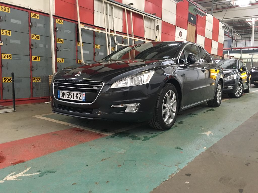 Taxi Farceaux: Peugeot