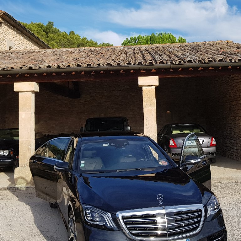 VTC Maubec: Mercedes