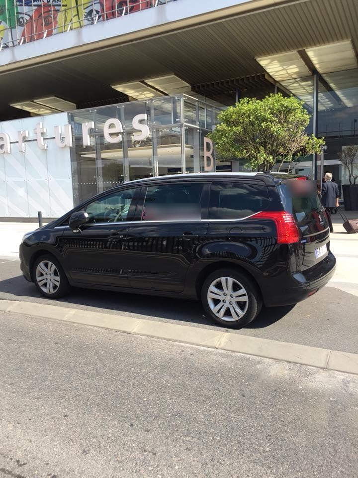 VTC Orléans: Peugeot