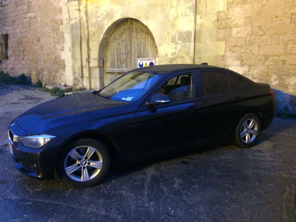 VTC Aix-en-Provence: BMW