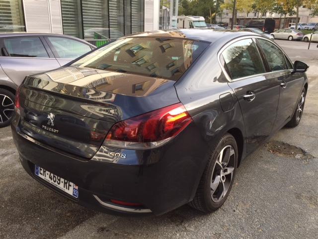 VTC Ris-Orangis: Peugeot