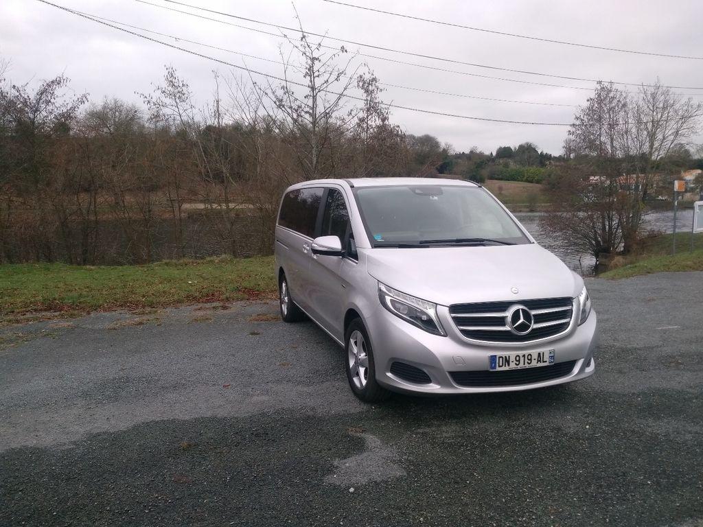 VTC Augé: Mercedes