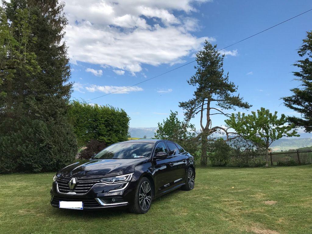 VTC Saint-Sulpice-des-Rivoires: Renault