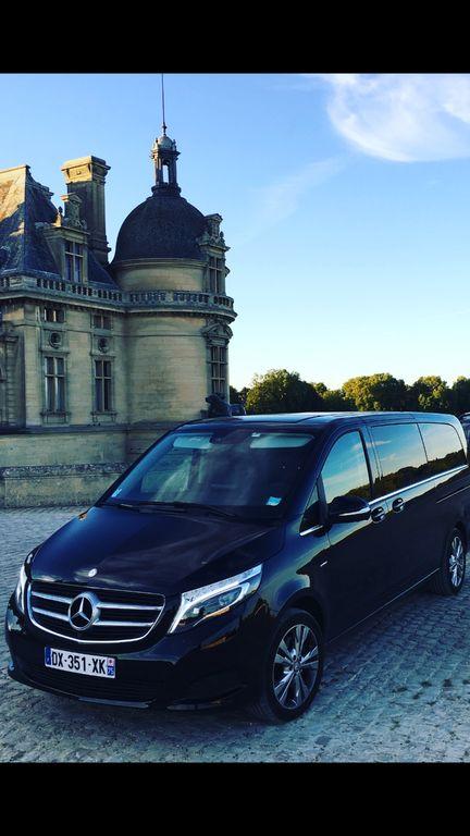 Taxi La Chapelle-en-Serval: Mercedes