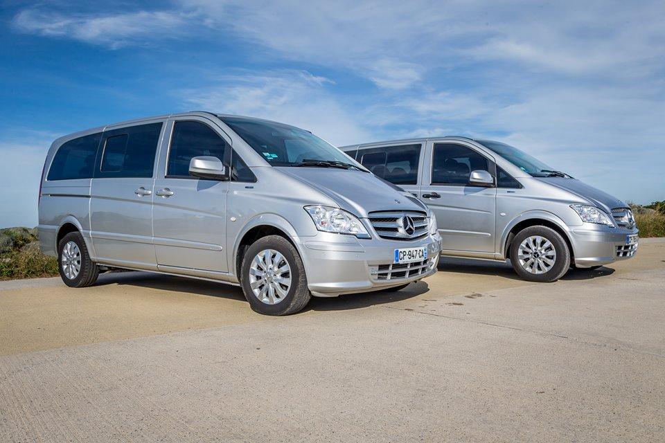 Taxi Camiac-et-Saint-Denis: Mercedes