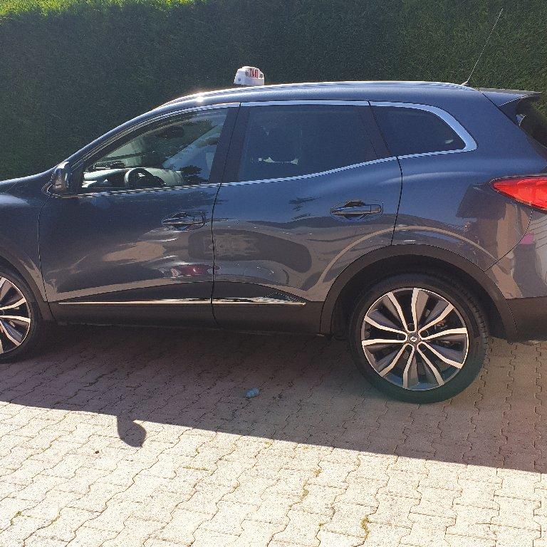 Taxi Jassans-Riottier: Renault