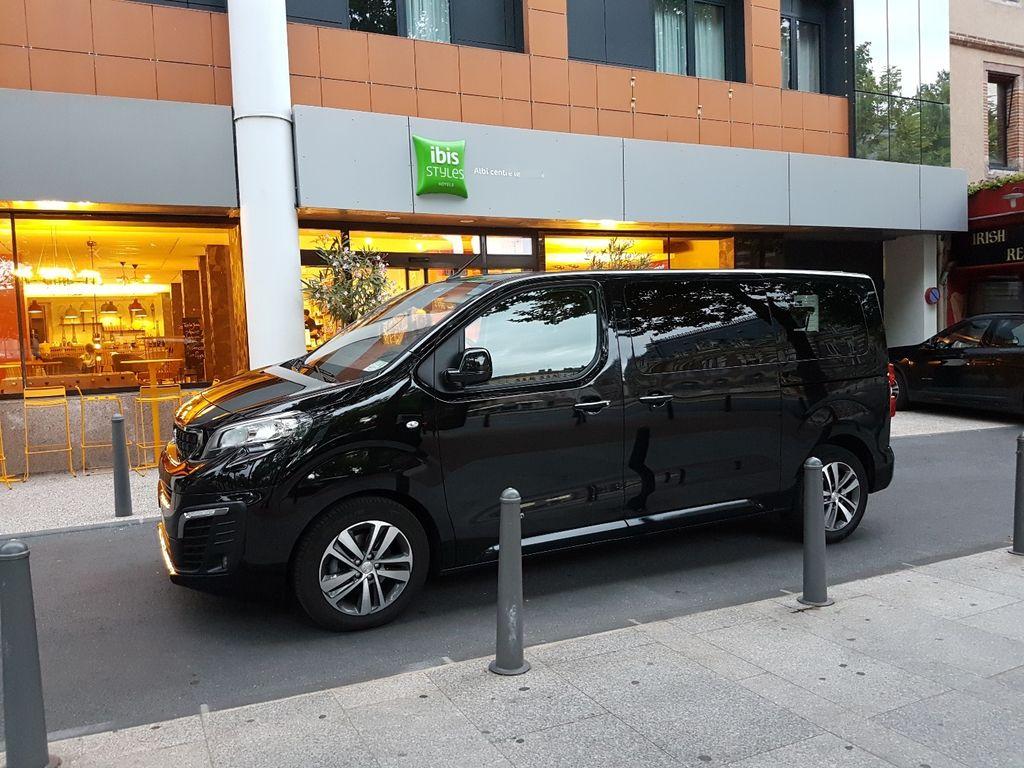 VTC Montans: Peugeot