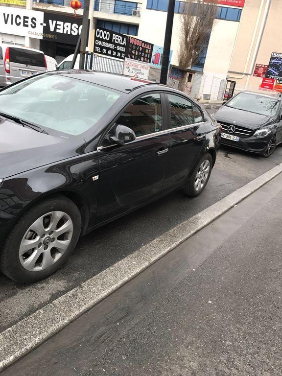 VTC Courbevoie: Opel