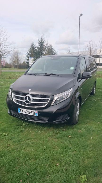 VTC Creil: Mercedes