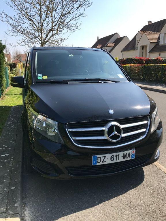 VTC Bussy-Saint-Georges: Mercedes