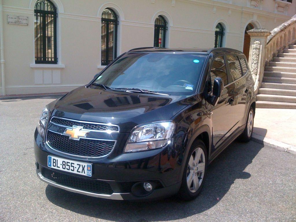VTC Nice: Chevrolet