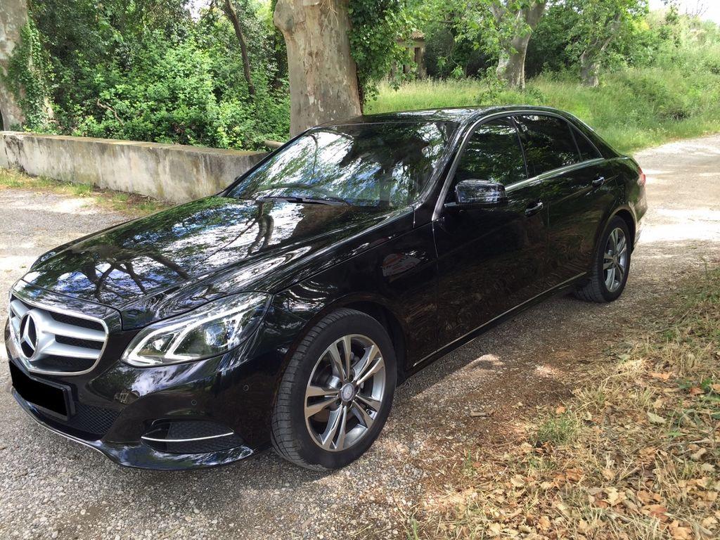 VTC Maillane: Mercedes