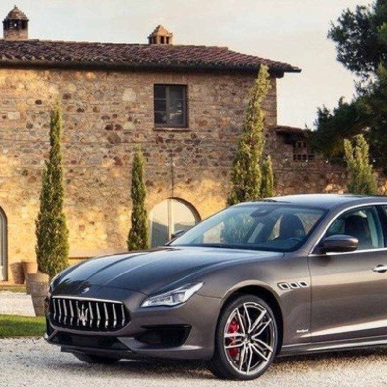 VTC Saint-Cyr-sur-Loire: Maserati