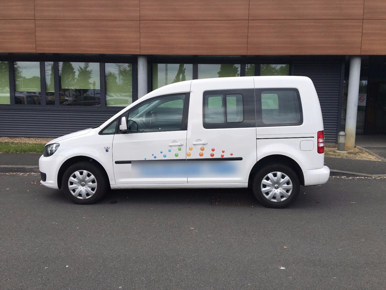 VTC Saint-Cyr-sur-Loire: Volkswagen