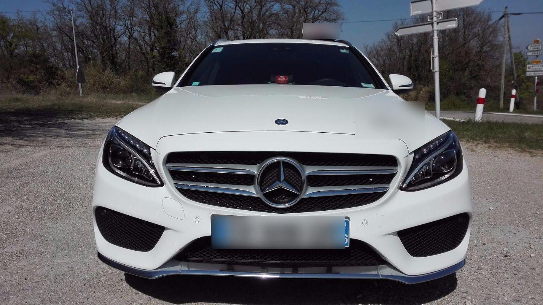 Taxi Marsanne: Mercedes