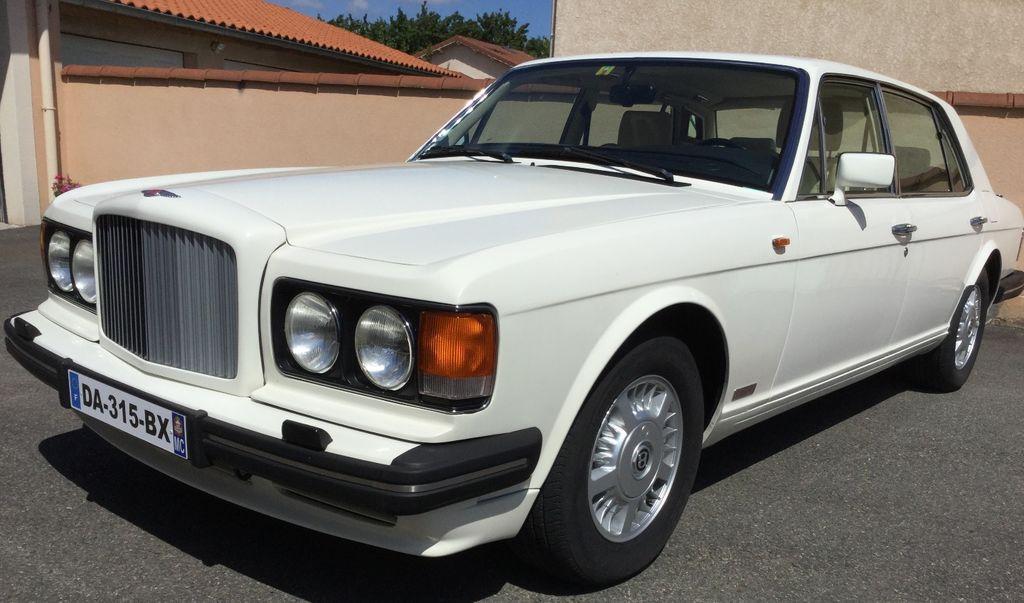 VTC Montbrison: Bentley