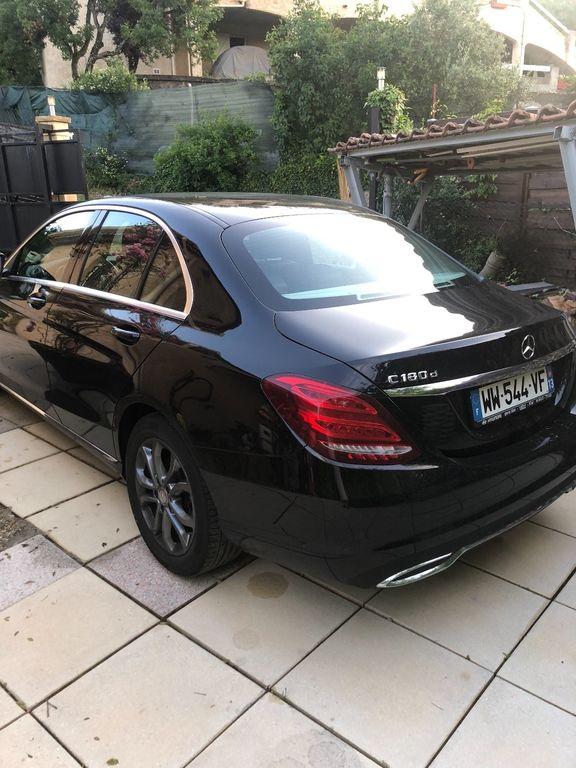 VTC Rians: Mercedes