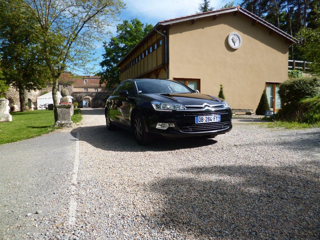 VTC Souternon: Citroën