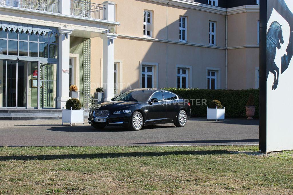 VTC Sacy-le-Grand: Jaguar
