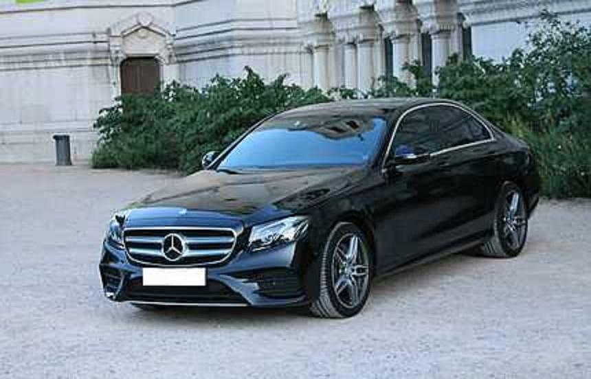 VTC Chassieu: Mercedes