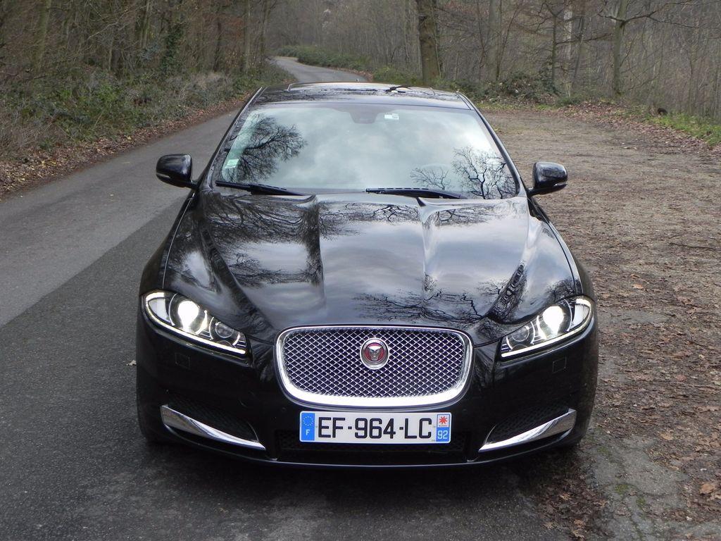 VTC Clamart: Jaguar