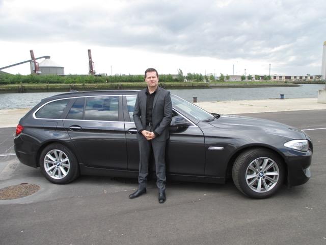VTC Déville-lès-Rouen: BMW