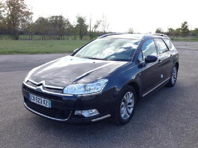 VTC Roanne: Citroën
