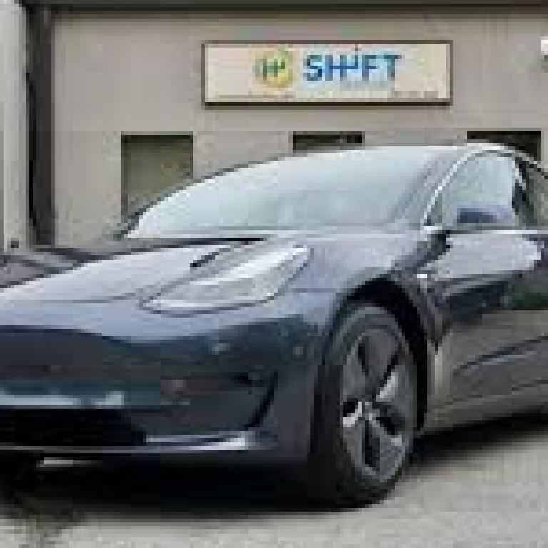VTC Sonnaz: Tesla