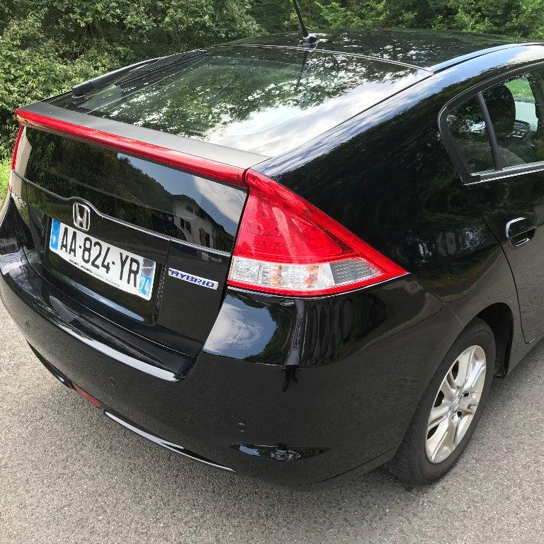 VTC Bordeaux: Honda